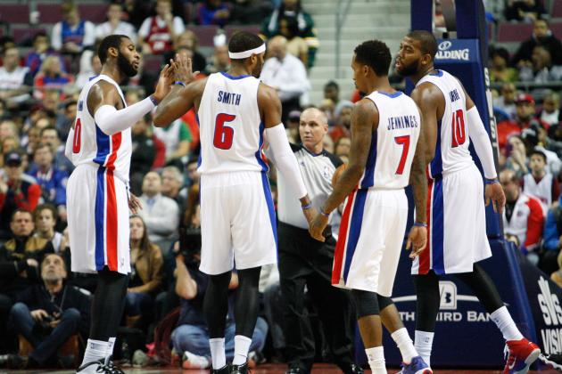 What We Learned About Detroit Pistons During Season's 1st Half