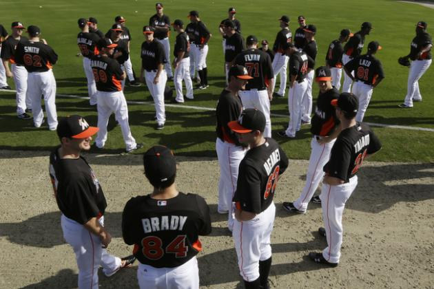 Scouting Reports, 2014 Projections for Miami Marlins Pitchers and Catchers