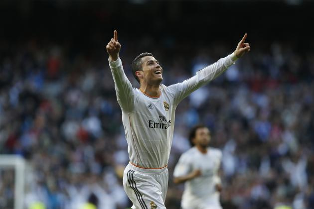 Real Madrid 2-0 Granada:  6 Things We Learned