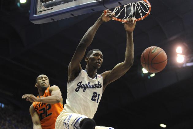 Stock Up, Stock Down for Top 20 NBA Draft Prospects at NBA Midseason