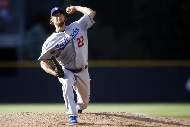 Projecting the Dodgers' 5-Man Rotation for 2014