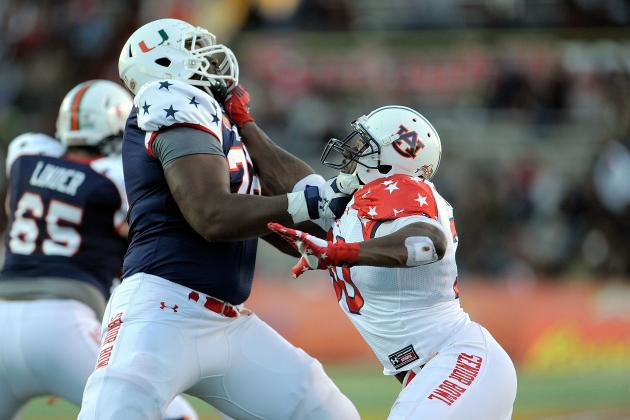 2014 NFL Draft: Latest Stock Report After Senior Bowl