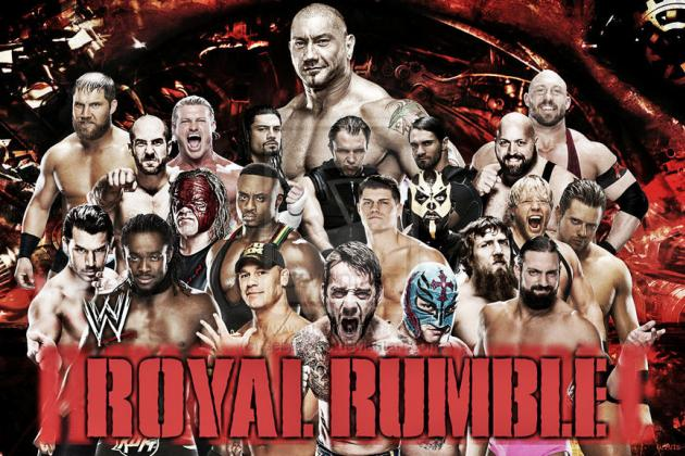 WWE Royal Rumble 2014: GSM's Pick, Preview and Potential for Each Match