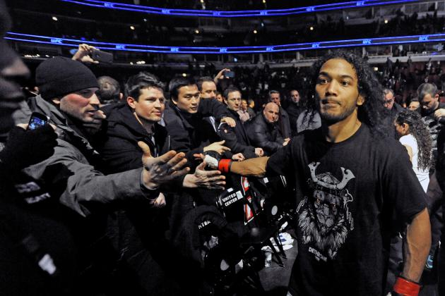 UFC on Fox 10: 4 Fights for Benson Henderson to Take Next