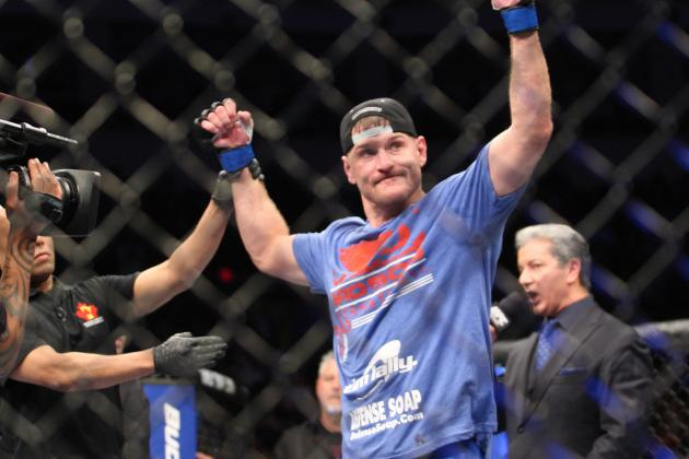 UFC on Fox 10 Results: 5 Fights for Stipe Miocic to Take Next