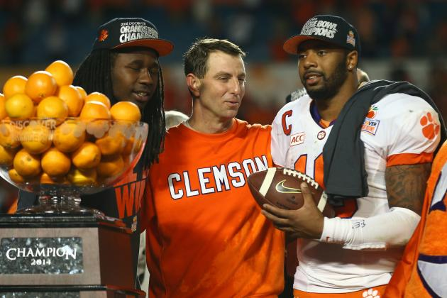 Previewing How Players Leaving Clemson Football Will Do in the NFL