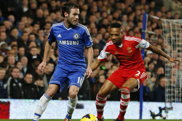 Paper News and Gossip: '5 More' Follow Juan Mata to Man Utd, Cavani Chelsea Link