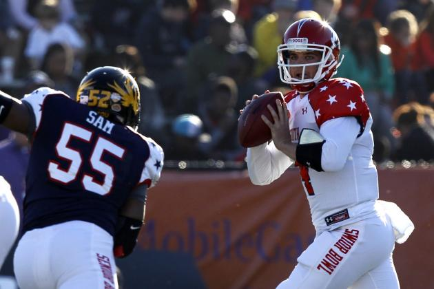 2014 NFL Mock Draft: Updated 7-Round Predictions After the Senior Bowl