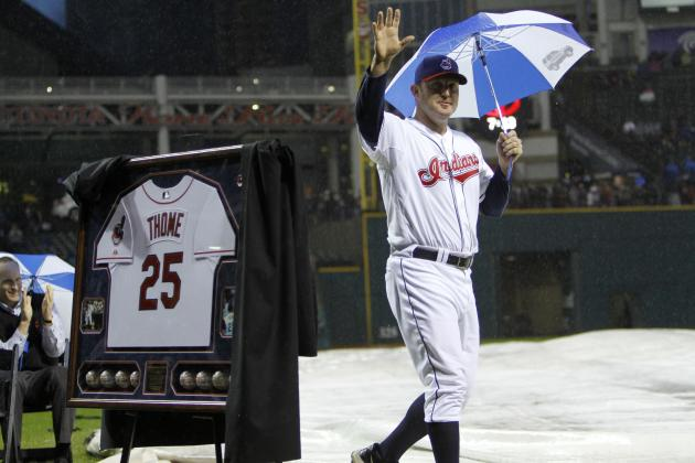 Jim Thome Likely Next in Cleveland Indians Hall of Fame