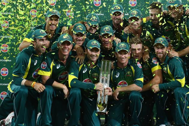 Australia vs. England: Ranking All 30 Players from the 2013/14 ODI Series