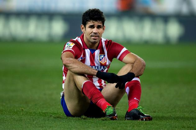 B/R Gossip Roundup: Costa the Man for Chelsea, RVP Arsenal Link Makes No Sense