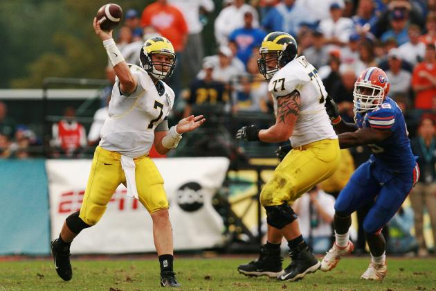Michigan Football: Power Ranking Wolverines' 5 Best Classes of the BCS Era