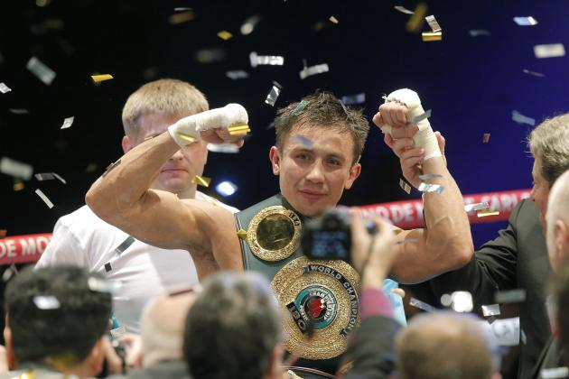 Gennady Golovkin vs. Osumanu Adama: Preview and Prediction for Title Fight