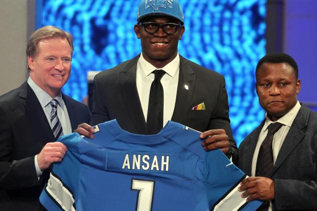 Detroit Lions' Top Needs and Fits in the 2014 NFL Draft