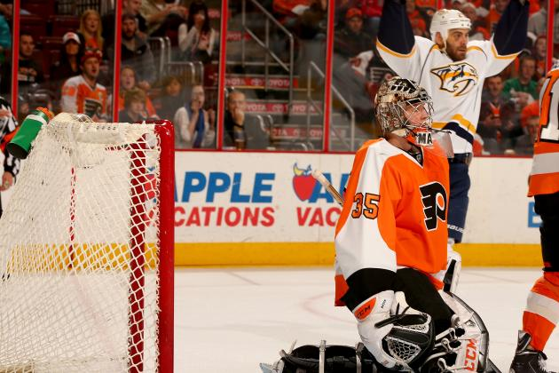 The 5 Biggest Reasons for Philadelphia Flyers' Losing Streak