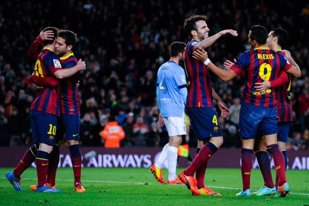 Barcelona 3-0 Malaga: 6 Things We Learned