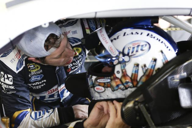 2014 Title Odds for NASCAR Stars Without a Sprint Cup Championship