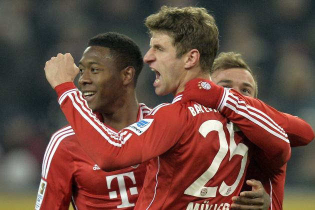 Bayern Munich Transfer News and Rumours Tracker: Week of January 27