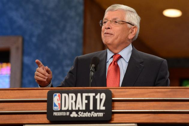 A Photo History of David Stern's Illustrious Career as NBA Commissioner
