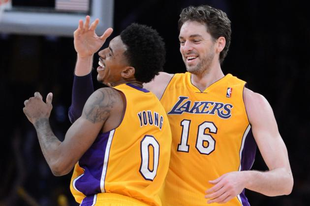 Grading Each Los Angeles Lakers Player's Performance at the Midseason Mark