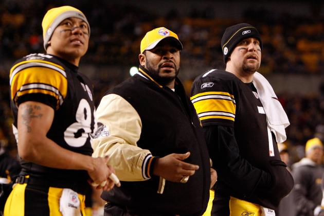 Ranking the Pittsburgh Steelers' Top 25 Players of All Time