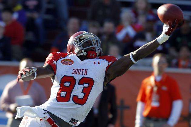 Atlanta Falcons' Initial 2014 Round-by-Round Draft Big Board