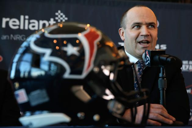 Houston Texans' Top Needs and Fits in the 2014 NFL Draft