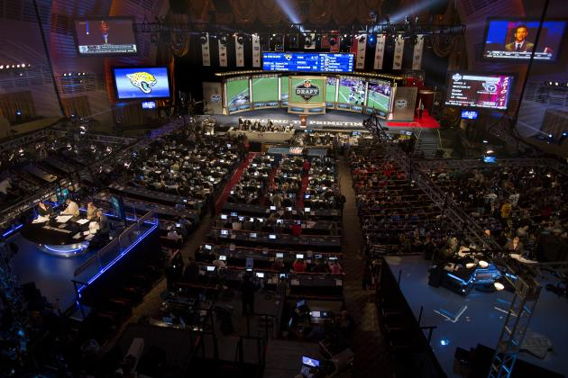 2014 NFL Mock Draft: Updated Projections for Every First-Round Selection