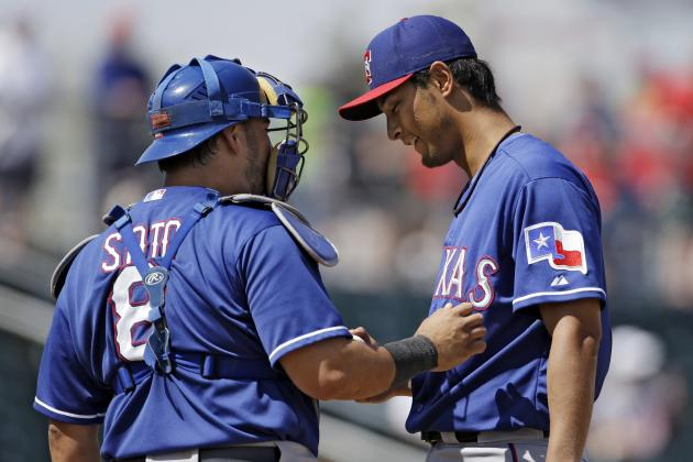 Scouting Reports, 2014 Projections for Texas Rangers Pitchers and Catchers