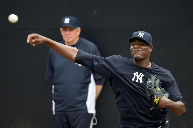 Ranking the New York Yankees' 5th Starter Options