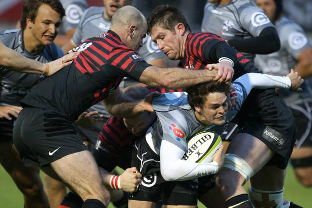 European Team of the Week: Saracens Sail to Victory Across Two Matches