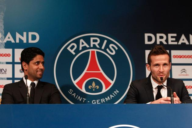 Paris Saint-Germain Transfer News and Rumours Tracker: Week of January 27