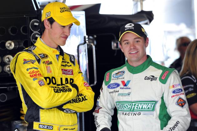 Ranking the 10 Best NASCAR Drivers Under 30 Years Old