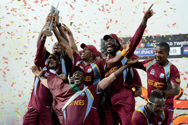 Power Ranking the Top 10 T20 Nations
