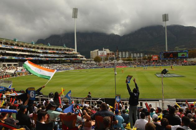 Power Ranking the IPL's Best Cricket Grounds and Venues