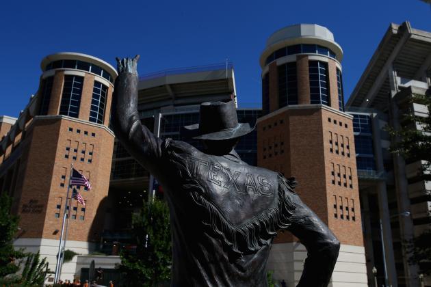 Texas Football: Power Ranking Longhorns' 5 Best Classes of the BCS Era