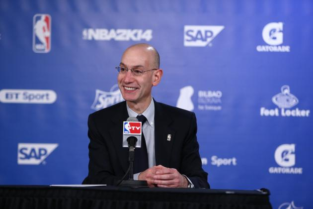 Biggest Priorities and Challenges for Incoming NBA Commissioner Adam Silver