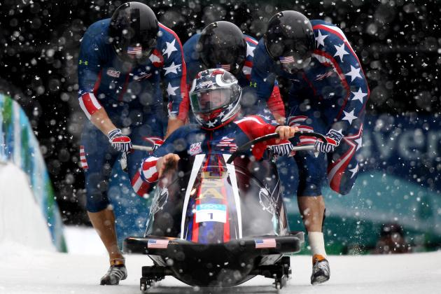 Olympic Bobsled 2014: Complete Guide for Sochi Winter Olympics