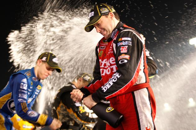 NASCAR Drivers Who Will Bounce Back in 2014 After Disappointing Seasons