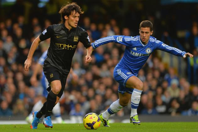 Picking a Combined Manchester City-Chelsea XI
