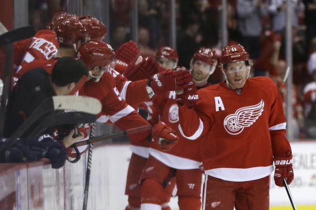 The Greatest Strength of Each Sochi-Bound Detroit Red Wing