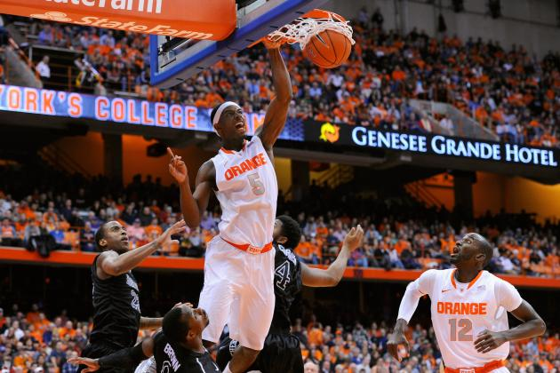 Ranking the Best Dunkers in College Basketball During the 2013-14 Season