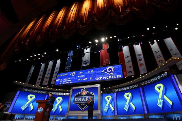 Buffalo Bills 2014 Round-by-Round Big Board