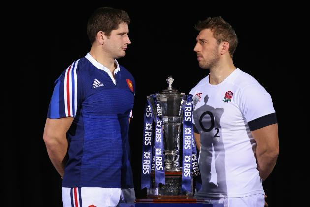 Six Nations 2014: 10 Greatest Tries in France vs England History