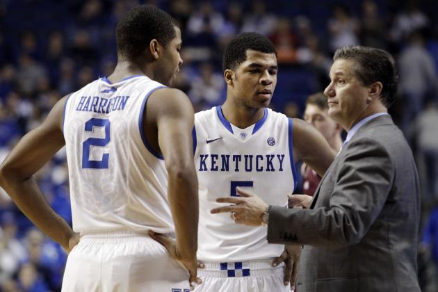 College Basketball Picks: Kentucky Wildcats vs. LSU Tigers