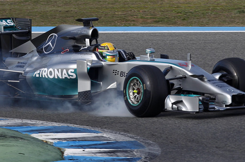 Formula 1 Preseason Testing: 6 Observations from Day 1 at Jerez