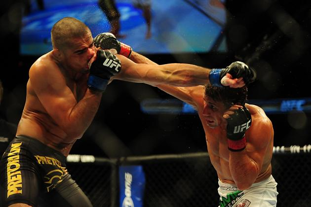 UFC 169: Barao vs. Faber 2 Fight Card Betting Odds & Predictions