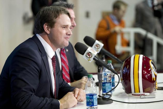 Washington Redskins: Initial 2014 Round-by-Round Draft Big Board