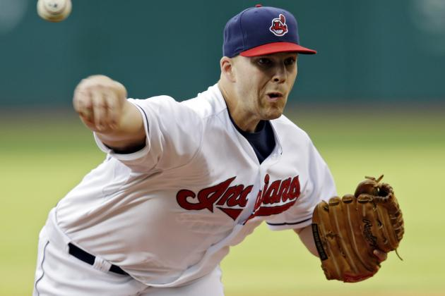 Best Potential Trade Packages, Landing Spots for Justin Masterson