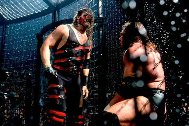 WWE Elimination Chamber 2014: Power Ranking Every Chamber Match in WWE History